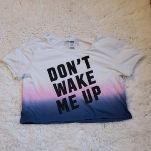 Don't wake me up PINK